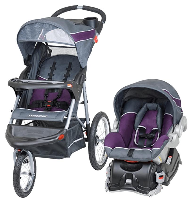 Pick Your Jogger Stroller Travel System, Baby Trend Jogging Stroller Infant Car Seat Adapter